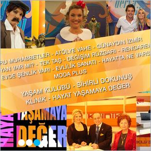 Williams Medya - Tv Programları