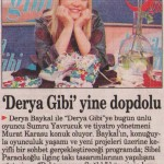 tv8 derya baykal takı organ bağışı